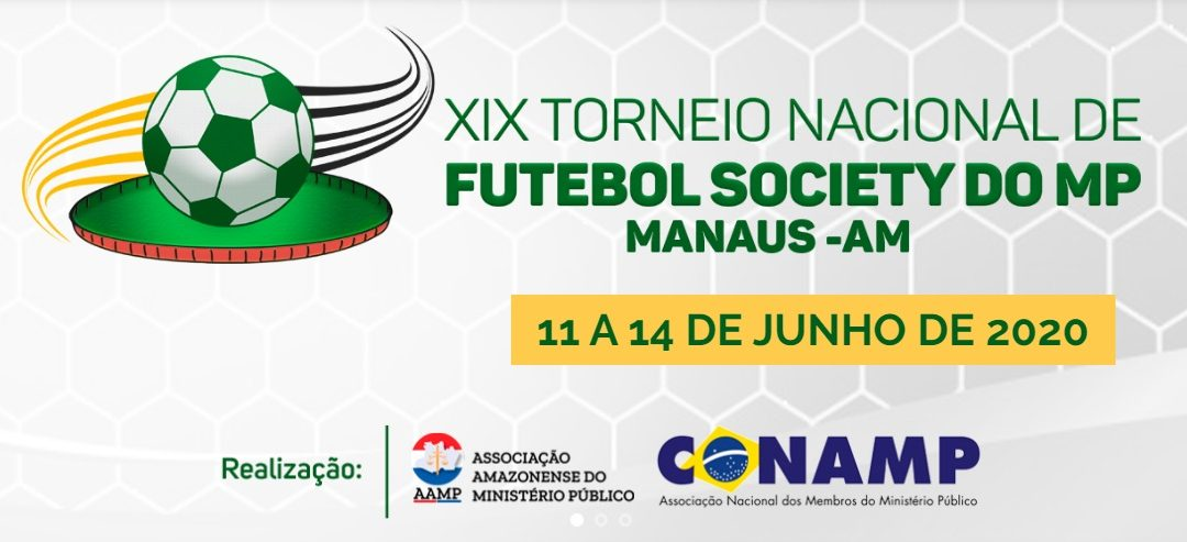 XIX Torneio Nacional de Futebol Society do MP
